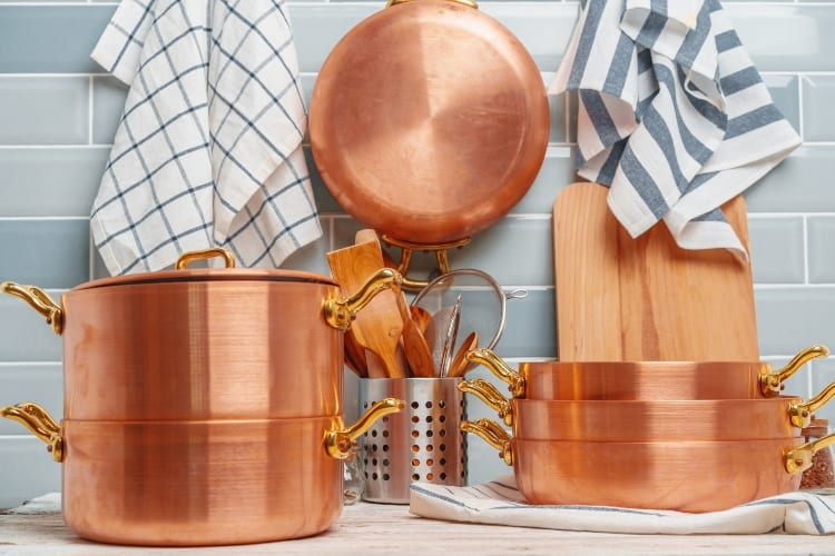Copper Cookware Better